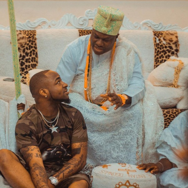 What is Davido up to this time around? - Nightlife ng: Hottest News